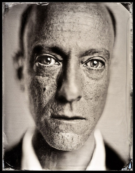 Remarkable Tintype Portraits by Michael Shindler | photography | Scoop.it