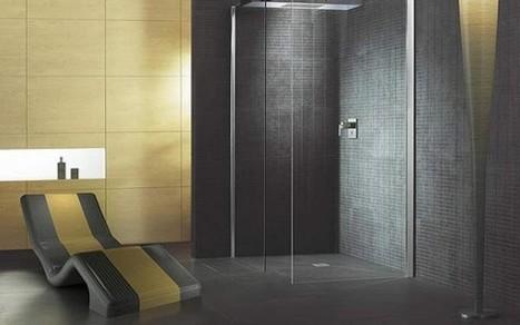 Prix d'une douche italienne : combien coûte son installation   Prix moyens, conseils et devis salle de bain   Scoop.it
