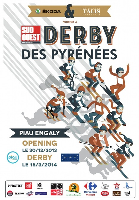 Derby des Pyrénées | PIAU-ENGALY Animation | Scoop.it