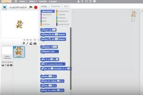Vous voulez vous lancer dans la programmation avec #Scratch ? Des tutoriels, des exemples | Bibliothèque et Techno | Scoop.it