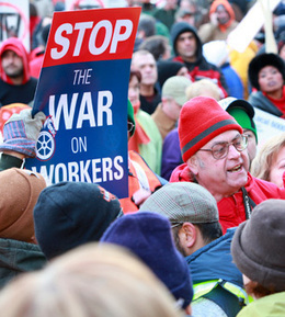 Judicial Amendments and the Attack on Worker Rights   gov & law current events   Scoop.it