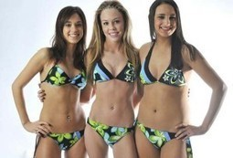 Juniors' swimsuits to get extra look   Swimwear All   Scoop.it