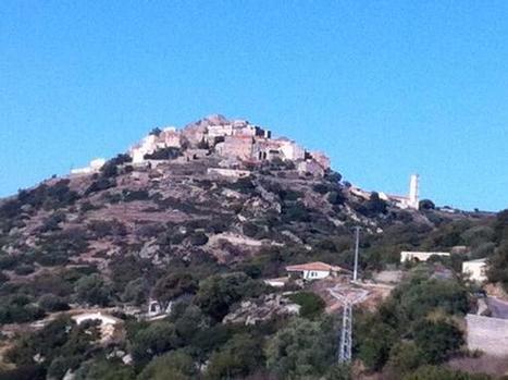 Twitter / CorsicaCyclist: Le petit ville superbe, St ... | Balagne Tourisme | Scoop.it