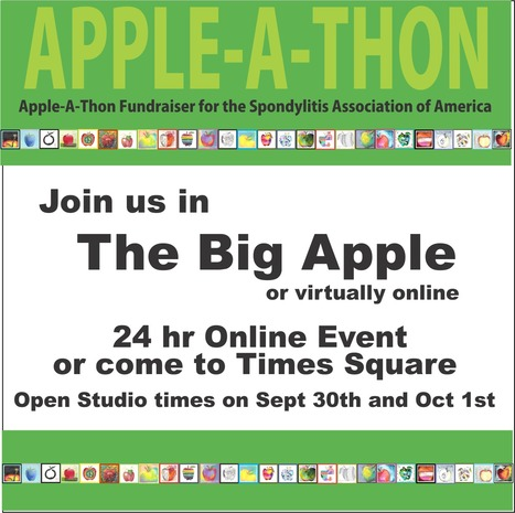 The Spondylitis Association of America - Press Release - Apple-A-Thon Fundraiser | Autoimmune Arthritis | Scoop.it