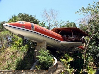 Salvaged 727 Becomes a Hotel | e-Expeditions | e-Expeditions News | Scoop.it