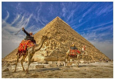 Great Pyramids of Giza in Egypt | BEST TOUR GUIDE IN EGYPT | Scoop.it