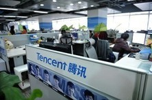 Tencent's market cap is now slightly above $150 billion, already larger than Intel, Cisco and H-P | cross pond high tech | Scoop.it