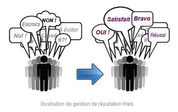 Une identité numérique et une e-réputation, ça se construit! | E-Réputation des marques et des personnes : mode d'emploi | Scoop.it
