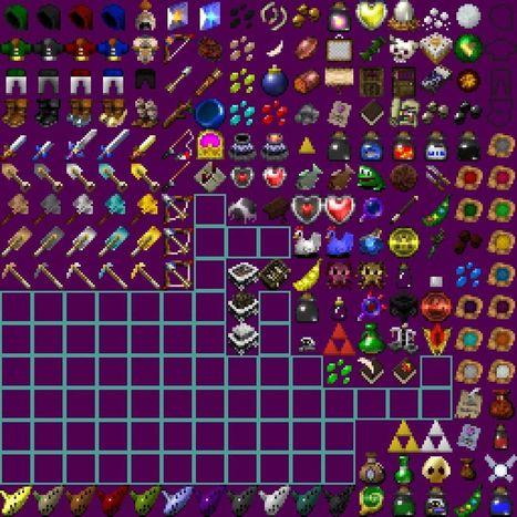 Zelda – Ocarina of Time Texture Pack 1.6.2 | Zelda | Scoop.it