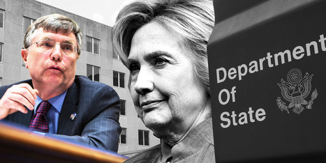 The Bureaucrat at the Center of Hillary's Scandals | THE MEGAPHONE | Scoop.it