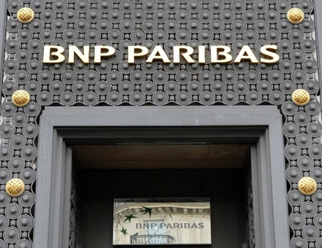 BNP Paribas condamnée à payer son amende record aux Etats-Unis | Bankster | Scoop.it