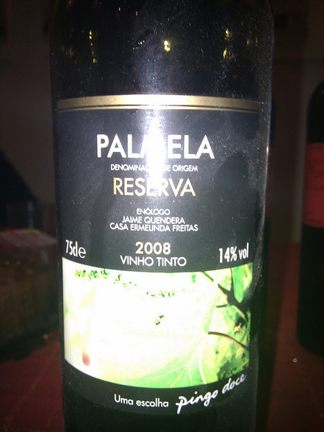 #vinhoDaNoite 4 Pingo Doce Palmela Reserva 2008 | Flickr - Photo Sharing! | #vinhodanoite | Scoop.it