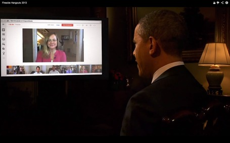 Roosevelt avait ses discussions au coin du feu, Obama a ses Hangouts | Web en politique | Scoop.it