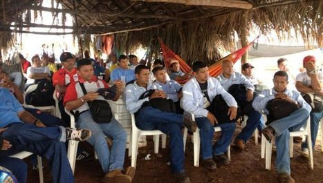 Is this U.S. coal giant funding violent union intimidation in Colombia? | Sustain Our Earth | Scoop.it