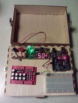 Un tablero portátil para experimentar con tus proyectos con Arduino | tecno4 | Scoop.it