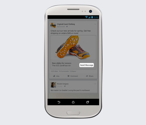 Facebook Pages Messaging: New Ways for People and Businesses to Connect | The Twinkie Awards | Scoop.it