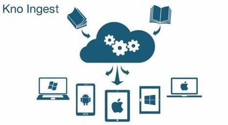 Kno Advance, transformando libros estáticos en ebooks interactivos | Docentes:  ¿Inmigrantes o peregrinos digitales? | Scoop.it