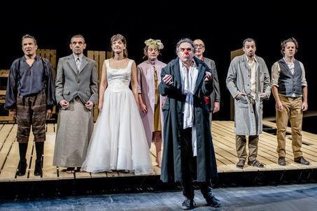 «La Vie de Galilée», plus actuel que jamais | théâtre in and off | Scoop.it