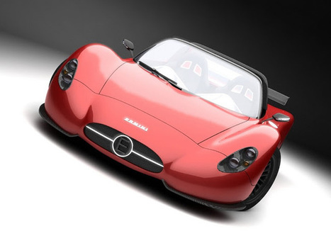 CONCEPT CARS | ERMINI PROJECT 686 ~ Grease n Gasoline | movies | Scoop.it