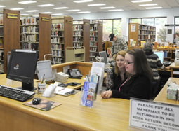 Washington County library gets $20K in state funds for new materials | Tennessee Libraries | Scoop.it