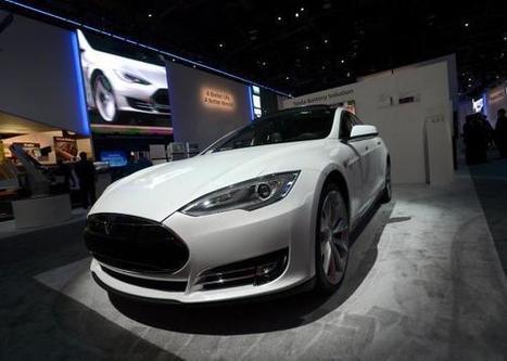 The Self-Driving Tesla Might Make Us Love Urban Sprawl Again | Innovation | Scoop.it