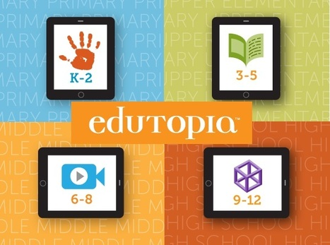 Resources for Using iPads in Grades K-2, 3-5, 6-8, and 9-12 by Monica Burns - Edutopia | classroom tech for students and teachers | Scoop.it