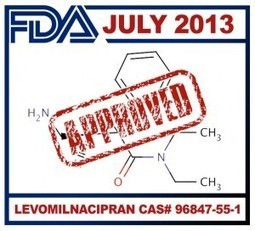 FDA Approves New Antidepressant Levomilnacipran - LGM Pharma Blog | FDA Approvals | Scoop.it