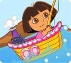 Dora Fishing Games - Dora Games - Kids Websites | Kids Games | Scoop.it