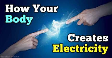 Grounding or Earthing: How Your Body Generates Electricity - Mercola | Aspect 2 | Scoop.it