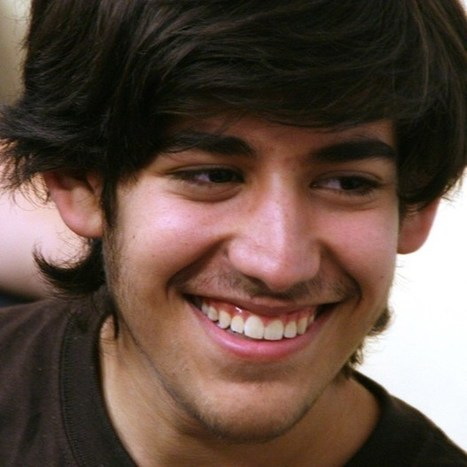 Aaron Swartz film kickstarted by director of Anonymous documentary - Wired.co.uk | Inspiring individuals | Scoop.it