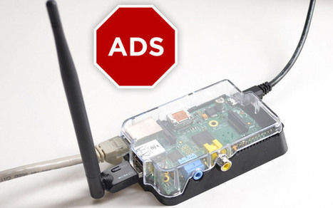 Adafruit tutorial turns your Raspberry Pi into an ad-blocking WiFi access point | Raspberry Pi | Scoop.it