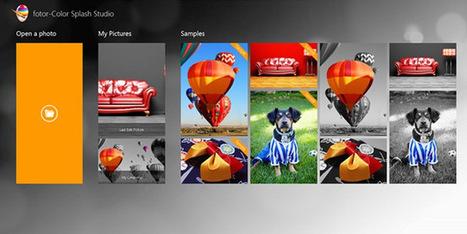 Color Splash Studio | just for fun | Scoop.it
