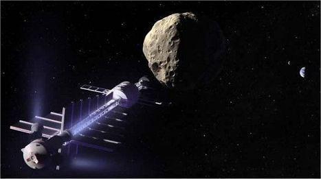 Como evitar a colisão fatal de um asteroide com a Terra   tecnologia s sustentabilidade   Scoop.it