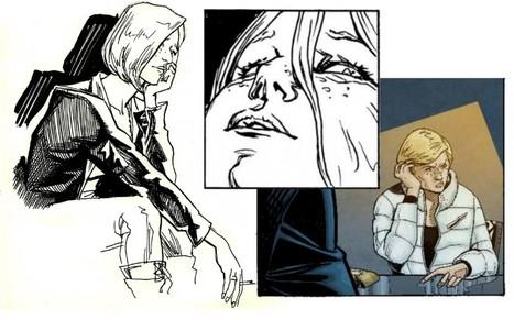 """ESCLUSIVA – Anteprime del nuovo fumetto """"online"""" di Paola Barbato   LoSpazioBianco   DailyComics   Scoop.it"""