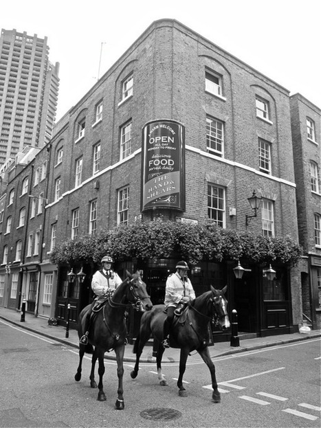 'On The Wagon' | Spitalfields Life | whynotblogue | Scoop.it
