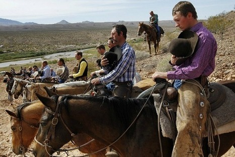 Nevada range fight revives 'Sagebrush Rebellion' | enjoy yourself | Scoop.it