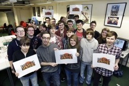 Student games company beats all comers to win £5,000 prize - Cambridge Regional College | Gazelle Student Impact | Scoop.it