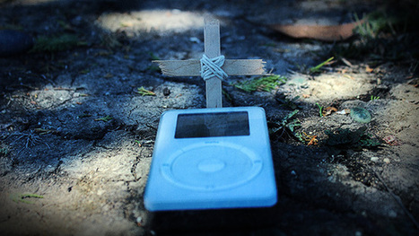 Op-ed: Why the days are numbered for the legacy iPod | Kill The Record Industry | Scoop.it