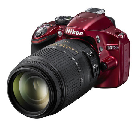 Nikon unveils social sharing-enabled digital SLR - British Journal of Photography | Everything Photographic | Scoop.it