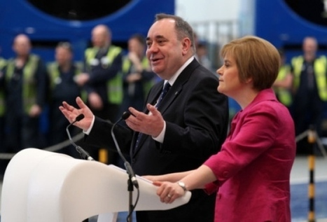Scottish independence: currency and tax concerns | Referendum 2014 | Scoop.it