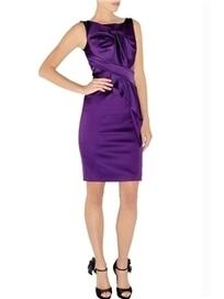 $ 41.99 Attractive Sexy Column Short Purple Little Party Dress | Fashion ladies | Scoop.it