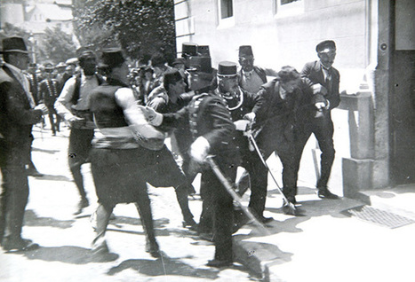 Sarajevo's Elusive Assassin | History Today | Social Studies Education | Scoop.it