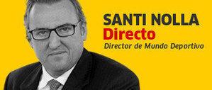Santi Nolla. El psicólogo de Luis Enrique tendrá trabajo | FC Barcelona world | Scoop.it