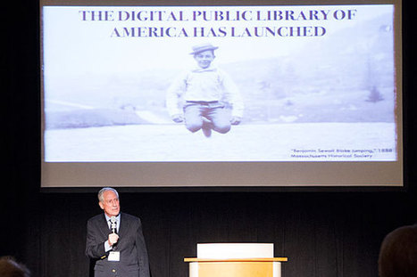 National digital library gains traction | Harvard Gazette | School LIbraries | Scoop.it