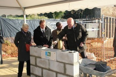 Lycée des métiers à Bergerac : la première pierre posée | Lycée des métiers SUD PERIGORD | Scoop.it