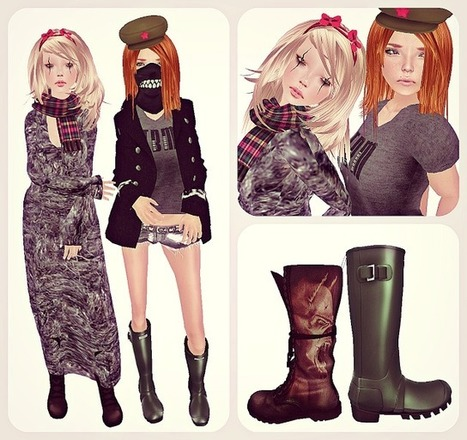 Dancing in the square .....: 596. Boot(ilicious) | SL | Scoop.it