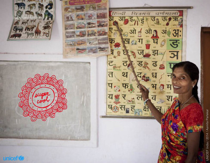 Thank your hero – a crusader in #Rajasthan who freed her village from child labour   CSR   Scoop.it