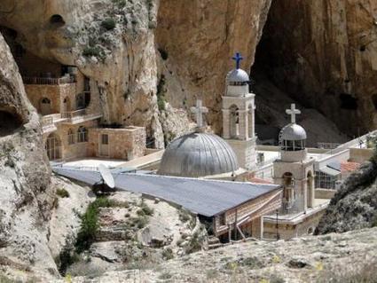 Greek Orthodox Nuns Taken Hostage by Syrian Rebels - Greek Reporter   Greek Orthodox   Scoop.it