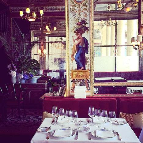 Le Grand Véfour   Gastronomie Française 2.0   Scoop.it