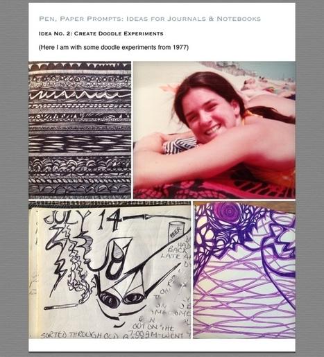 How Doodling Promotes Better Journal Writing   Better doodles   Scoop.it